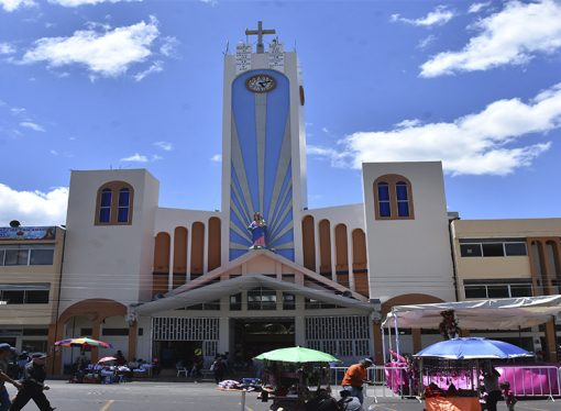 Fiestas patronales virgen María Auxiliadora